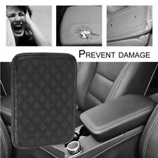 Universal Cover Car Armrest Pad Center Console Box Leather Cushion Armrests Pads