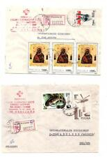 POLAND - POLSKA EUROPE  RED CROSS  POSTALLY USED COVERS   LOT (PH  11)