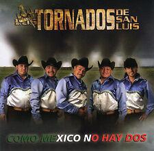 FREE US SHIP. on ANY 2 CDs! NEW CD Los Tornados De San Luis: Como Mexico No Hay