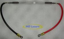 2 Candela Laser Flashlamps - Flow Tubes - Head Seals