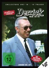 5 DVDs * DERRICK - COLLECTOR'S  BOX 10 | HORST TAPPERT - FRITZ WEPPER  # NEU OVP