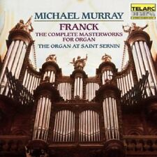 Michael Murray - Franck The Complete Masterworks For Organ [CD]