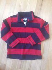 Boys OshKosh Fleece Half-zip Pullover, size 6