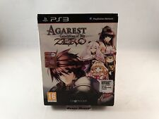 AGAREST GENERATION OF WAR COLLECTOR'S EDITION SONY PS3 PAL ITA ITALIANO COMPLETO