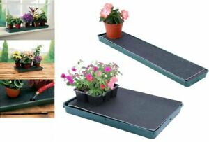 Garland Garden Patio Plant Self Watering Spill Greenhouse Seed Window Tray
