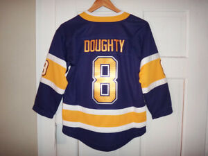 NWT Youth Los Angeles Kings Drew Doughty 2020/21 Special Edition Premier Jersey