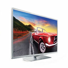 Weiße Philips LED LCD Fernseher