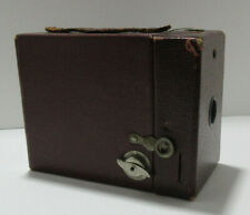 Vintage Brownie Camera - Rainbow Hawkeye - No. 2 Model C (Brown)
