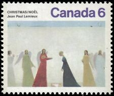 "CANADA 650 - Christmas ""Nativity"" by Lemieux - Hibrite Paper (pa56106)"