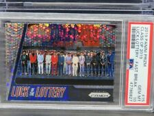 2019 Prizm Luck of the Lottery Class of 19 Fast Break #15 PSA 10 (27) Y462