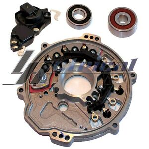LAND ROVER RANGE ROVER WATER COOLED ALTERNATOR 4-Pieces REPAIR KIT 4.4L 2003-08