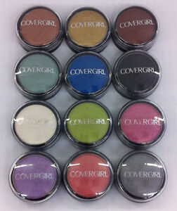 CoverGirl Flamed Out Shadow Pot Eye Shadow - Choose Your Colors