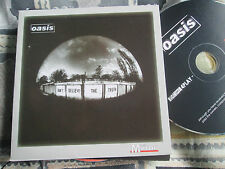 Oasis – Don't Believe The Truth Bigtime.tv Daily Mirror PROMO UK CD Album