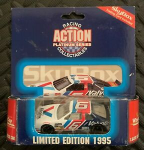 Action Collectibles 1995 Mark Martin #6 Valvoline NASCAR 1:64 Die Cast - New!!