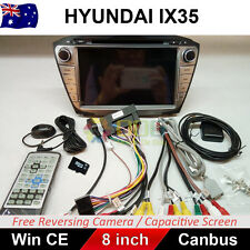 "8"" Car DVD GPS Multimedia Player Nav for HYUNDAI IX35 Fit 2010-2015 model"