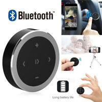 Drahtlose Bluetooth Media  Lenkradfernbedienung mp3 Smartphone Car Tool