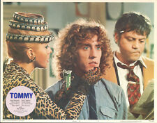 Tommy orig 1975 lobby card Ann-Margret/The Who/Oliver Reed 11x14 movie poster