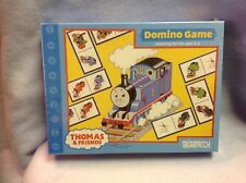 Thomas & Friends Matching Fun Domino Game - NEW - FREE GIFT WITH PURCHASE!
