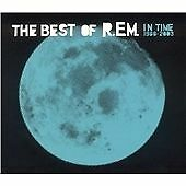 In Time: The Best of R.E.M. 1988–2003 CD Album (No case/art work just the disc)