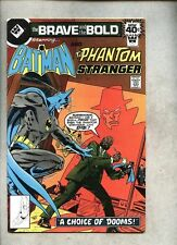 Brave And The Bold #145-1978 fn- Batman Phantom Stranger Whitman variant