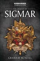The Legend of Sigmar by Graham McNeill (Paperback, 2017)