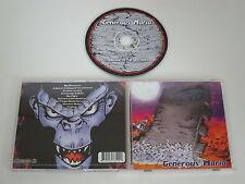 Generous María/command of the New Rock (lunasound Recording luna 009cd) CD Album