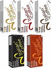 Capsulas Compatibles Nespresso - Degustacion de Cafés Italianos - 100 Cápsulas