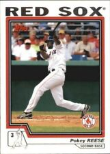2004 Topps Traded BB #s 1-220 +RCs +Inserts (A2241) - You Pick - 10+ FREE SHIP