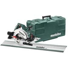 Metabo Scie Set Ks 55 FS + Rail de Guidage FS 160 Valise en Plastique