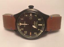 Timex Waterbury TW2P64700 Men's Indiglo Watch Military Vintage Design-Light Used