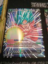 Dragon Ball Super - Galactic Battle Son Goku God Break VF (BT1-031 SR)