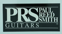 PRS Paul Reed Smith X-Large Guitars Authentic Vinyl Sticker Decal Cases Gifts