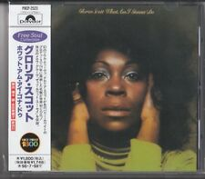 Gloria Scott ‎– What Am I Gonna Do (1974) FIRST EDITION JAPAN CD Barry White