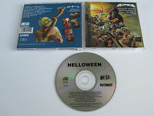 HELLOWEEN Walls of Jericho CD 1985 VERY RARE OOP ORIG. PRESSING FUTURIST USA!!!