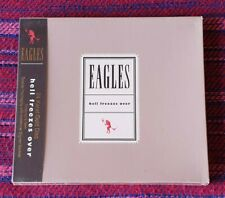 Eagles ~ Hell Freezes Over ( Made In Japan ) ( 24K Gold Disc ) Cd