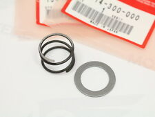 Honda GL 500 Spring Washer Set Oil Filter Genuine New