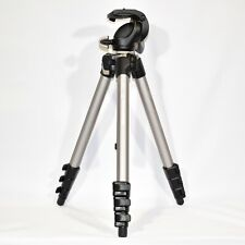 Manfrotto Tripod 390 Series MK394-H EUC Compact Adjustable Aluminum Photo Video