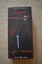 Triad Toys 1/6 Scale Deluxe 12-in collectible figure ZORRO