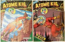 LOT ATOME KID 15 & 16 (1958) AVEC LA FAMILLE ROLLINSON/SCI.-FICTION VINTAGE [BE]
