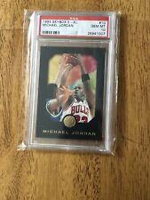 1995 Skybox E-XL Michael Jordan #10 Psa 10