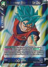 Dragon Ball Super TCG Determined Striker SSB Son Goku BT2-037 R Rare