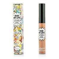 TheBalm Read My Lips (Lip Gloss Infused With Ginseng) - #Snap! 6.5ml Lip Color