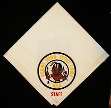 BOY SCOUT  ADAMS POND SCOUT CAMP  60'S  STAFF  N/C   BOSTON CNCL   MASS    MINT