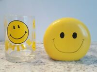 Smiley Face Bank and Mug -Save Your Coffee Money With a Smile-Set For the Office