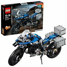 Lego - 42063 - BMW R 1200 GS Adventure