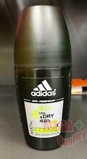 Adidas For Men 6 in 1 Cool & Dry 48h Protection Deodorant Roll On40ml Free Ship