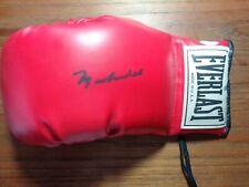 Muhammad Ali signed glove  JSA full letter X86829