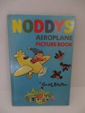 Noddy's Aeroplane Picture Book By Enid Blyton