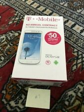 Samsung Galaxy S III SGH-T999 - 16GB - Marble White (T-Mobile) Smartphone (7)
