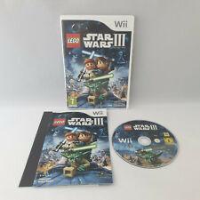 Nintendo Wii - Lego Star Wars III The Clone Wars